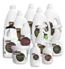 naturemade eco Products_Range