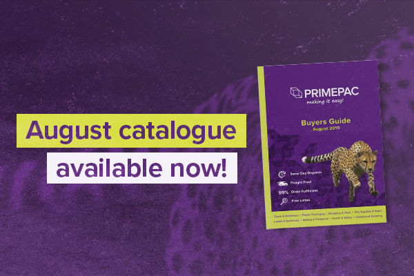 Request your copy of the catalogue